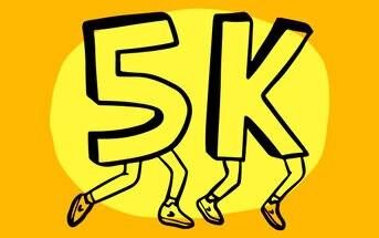 Come correre 5 chilometri: Programma di allenamento per principianti