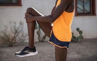 Stretching before a run?