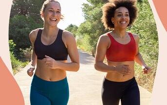 From sports bra to run bra