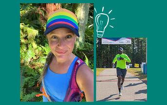 Runner Stories: Inspired While Running
