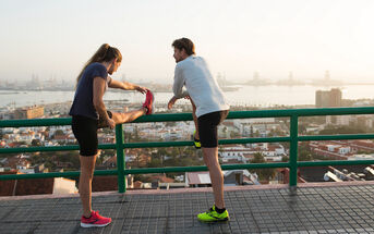 5 Healthy Stretches after running