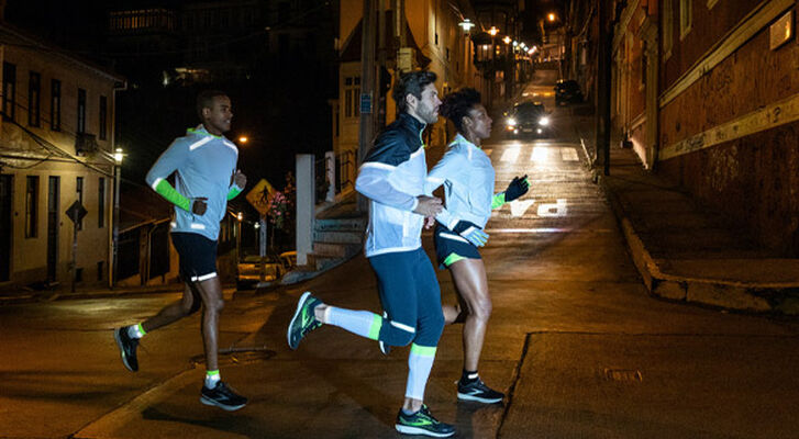 Running in the Dark Safely with November Project