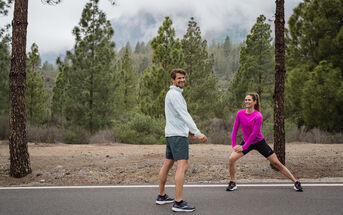 6 Dynamic Exercises to warm up before running