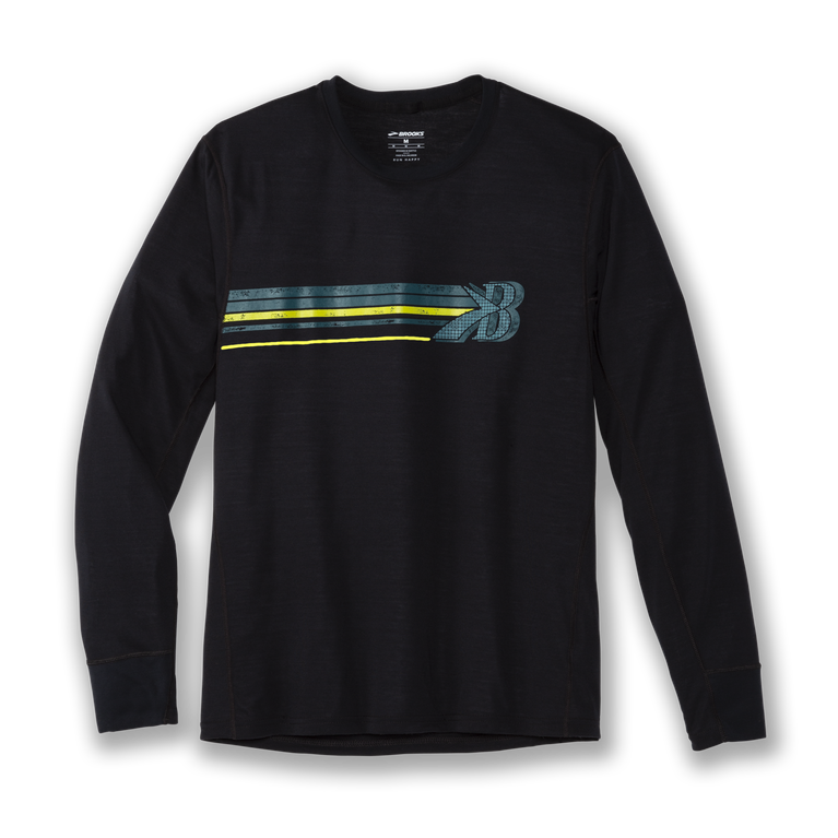 Distance Graphic Long Sleeve image number 1