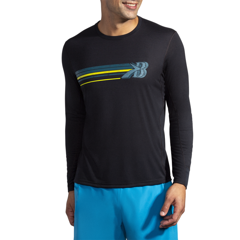 Distance Graphic Long Sleeve image number 3