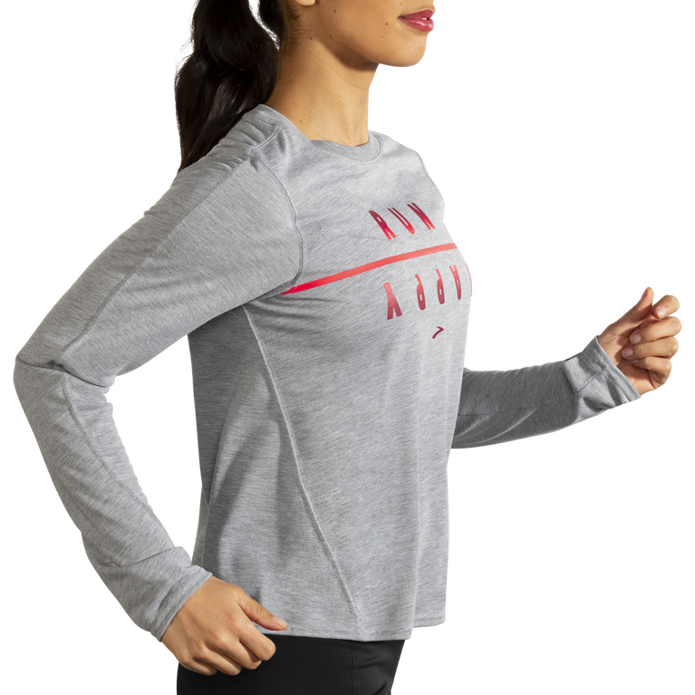Distance Graphic Long Sleeve image number 5