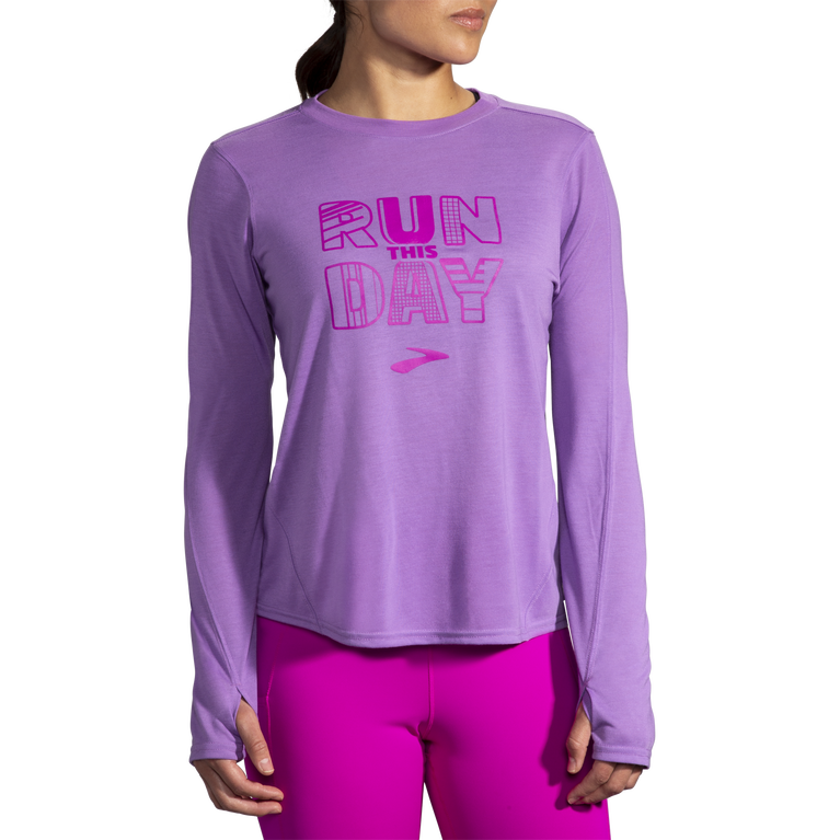 Distance Graphic Long Sleeve image number 2