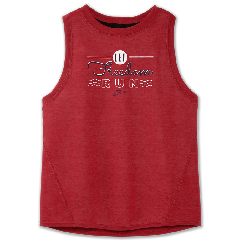 Distance Graphic Tank image number 1
