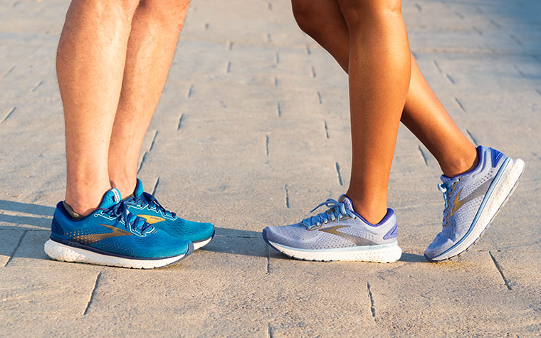 The Glycerin is just right for runners who think there's no such thing as too much cushioning — if you're looking for super softness, your search ends here. Meanwhile, the upper enhances comfort by perfectly balancing stretch and structure.