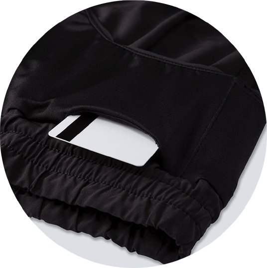 drop in liner pockets