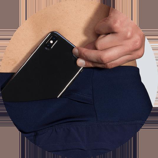 poches pour le rangement