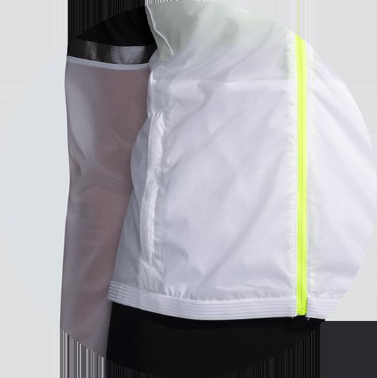 secure zipper pockets