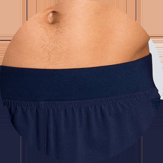 lightweight flat waistband