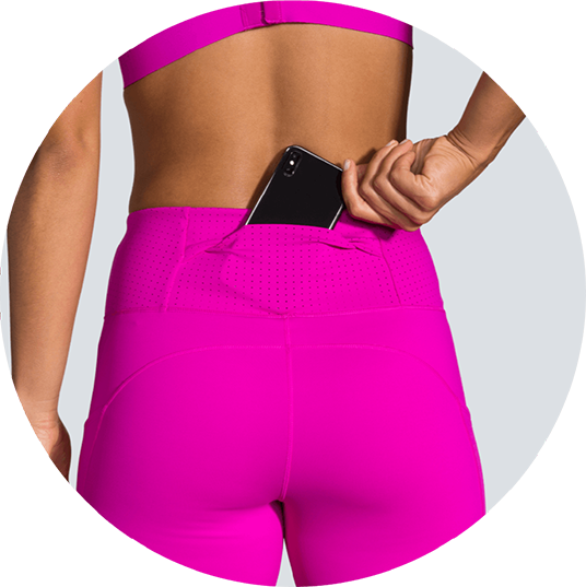Large back pocket