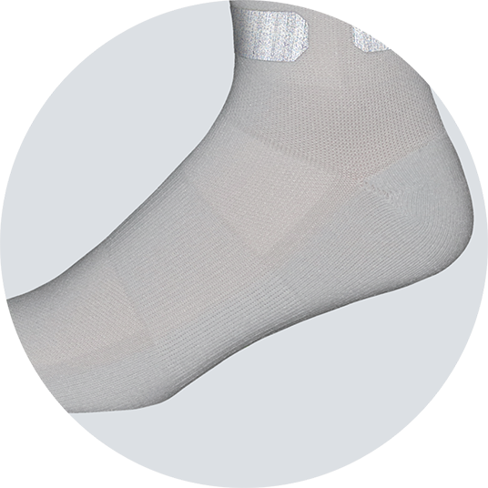 arch compression and cushion