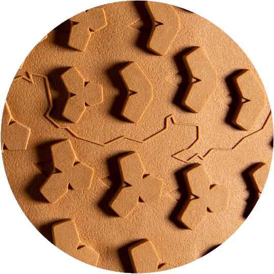 sticky traction pattern