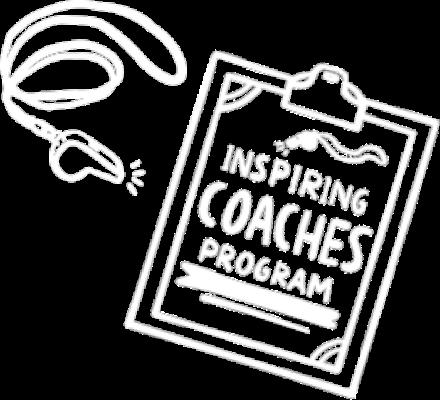 inspiring coaches program clipboard