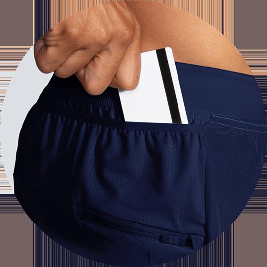 Reißverschlusstasche