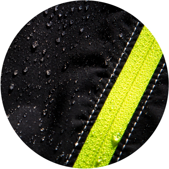 wind and water resistant fabric