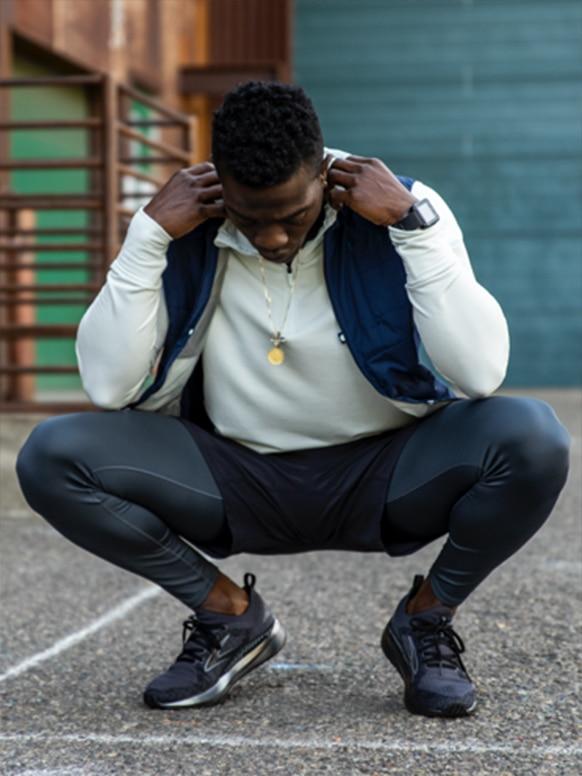 Men's Shield Hybrid Vest
