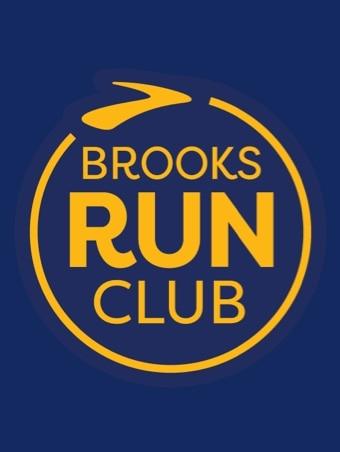 Brooks Run Club logo