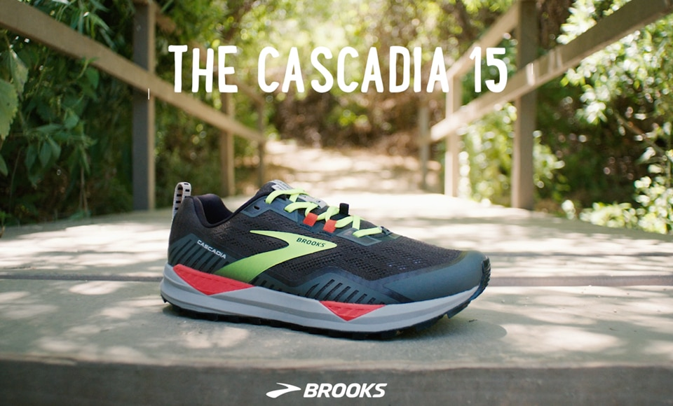 Men's Cascadia 15 Running Shoe
