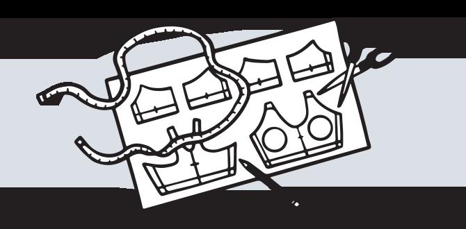 Illustrated bra design
