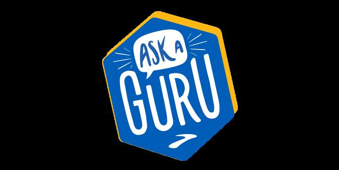 Ask a guru badge