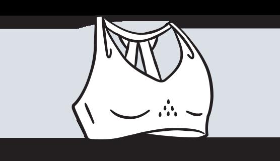 Illustration eines Bras
