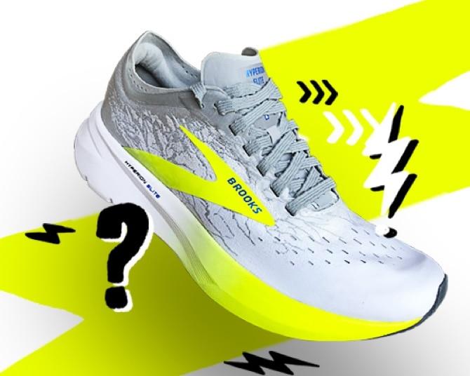 Boston Marathon 2018 winner shoe